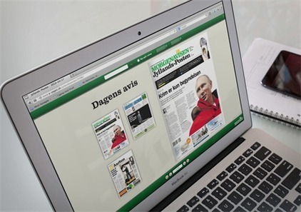 Readers moving from morning to evening editions | Digital newspaper publishing on web and devices | Scoop.it