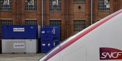 Belfort : le gouvernement pourrait commander 16 TGV à Alstom | Chronique d'un pays où il ne se passe rien... ou presque ! | Scoop.it