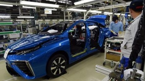 Toyota resumes efficiency drive   Bailey's Business A2 BUSS4   Scoop.it