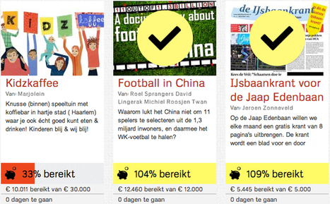 Fast Moving Targets - Platform over innovatie, tech, media en communicatie   Crowdfunding NL   Scoop.it