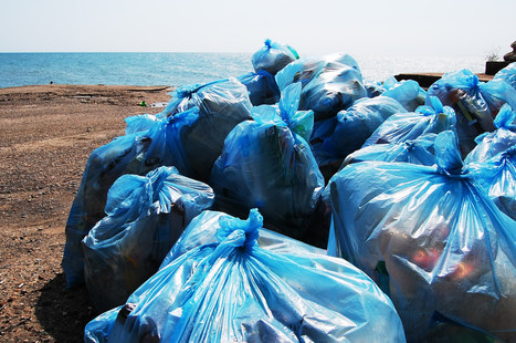 A School Trash Bag Fundraiser?   Leadership Styles   Scoop.it