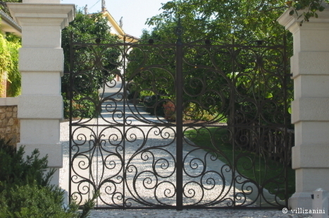 Wrought iron treatments and finishes | I go out to write a post and go back | Villi Zanini Wrought Iron | Scoop.it