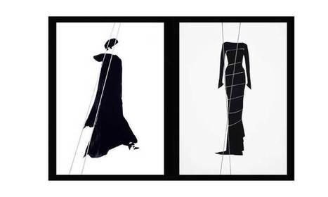 Azzedine Alaïa présente, du 2 au 25 septembre, l'exposition « Claude Parent : dessiner la mode ». - Les hauts de la Mode   leshautsdelamode   Scoop.it