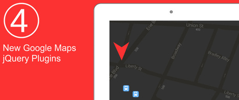 4 New Google Maps jQuery Plugins 2013 | Surgd | Smad IT - Wordpress Plugins | Scoop.it