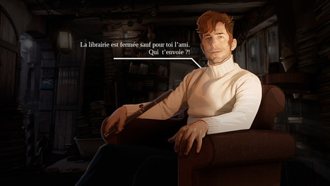 Corto Maltese, secrets de Venise : un jeu vidéo littéraire   Lecture et numérique   Scoop.it
