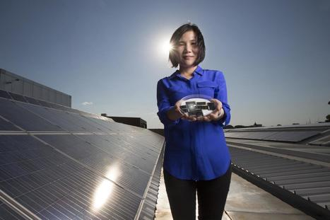 Non-toxic, cheap thin-film solar cells for 'zero-energy' buildings | Sustain Our Earth | Scoop.it