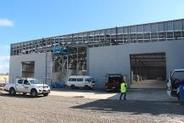 Doors and cladding installation for new BPMNZ building, South Site | Blue Pacific-Specialist in Minerals Processing | Scoop.it