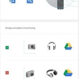Hé lộ những nguyên tắc thiết kế Google đang áp dụng | Pandora.VN | UX&UI | Scoop.it