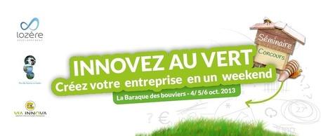 La Start-Up est dans le Pré : Concours d'idées et de talents sur un weekend | Agenda & Evènements | Scoop.it