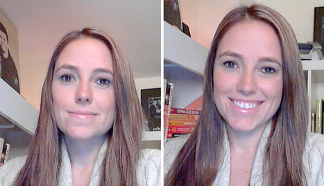 Webcam Glam: 3 Easy Tricks To Look Polished On Video Chats | Fast Company | Engaging Online Students | Scoop.it