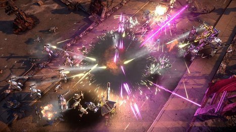 Livelock is Xbox One's new co-op top-down shooter | Xbox - CompuSpace | Scoop.it