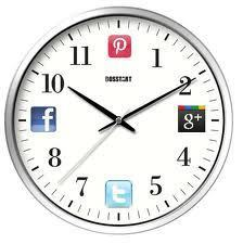 How Many Hours Per Week Should Your Nonprofit Invest in Social Media? | Charityadviser | Scoop.it