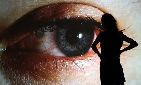 'Abstracción biométrica', arte interactivo - hoyesarte.com | Arte Digital y Nuevos Medios | Scoop.it