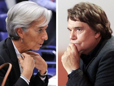 Affaire Tapie-Lagarde : perquisitions chez Tapie et Stéphane Richard | News and everything | Scoop.it