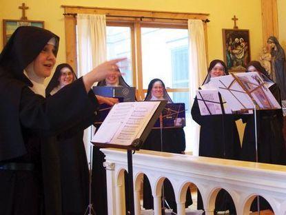 Benedictine nuns bring back monastic music - Marshfield News-Herald | Caroline Watkinson Historian | Scoop.it