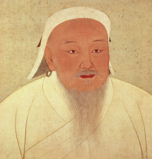 Genghis Khan, Founder of the  Mongol Empire  - Archaeology Magazine | Anthropology, Archaeology, and History | Scoop.it