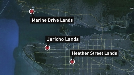 First Nations join Vancouver land deal valued at $307M - CBC.ca | Vancouver | Scoop.it