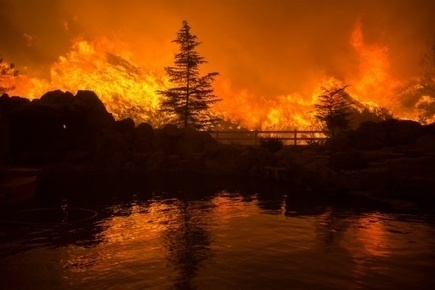 Californie : un incendie provoque des centaines d'évacuations | The Blog's Revue by OlivierSC | Scoop.it
