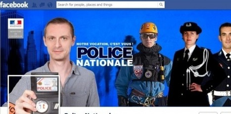 La police débarque sur les réseaux sociaux | Personal Branding and Professional networks - @Socialfave @TheMisterFavor @TOOLS_BOX_DEV @TOOLS_BOX_EUR @P_TREBAUL @DNAMktg @DNADatas @BRETAGNE_CHARME @TOOLS_BOX_IND @TOOLS_BOX_ITA @TOOLS_BOX_UK @TOOLS_BOX_ESP @TOOLS_BOX_GER @TOOLS_BOX_DEV @TOOLS_BOX_BRA | Scoop.it