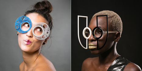 Wild 3D Printed Eyewear | Yanko Design | CDI  Culture | Scoop.it