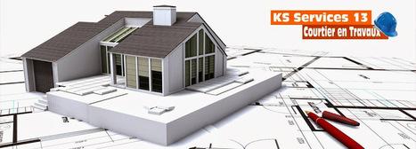 KS Services 13: Un Projet construction, rénovation, réhabilitation | Courtier en travaux Bouches du Rhône | Scoop.it