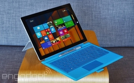 Microsoft's Surface tablet business is booming | Windows 8 - CompuSpace | Scoop.it