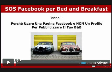 Perché Fare Una Pagina Facebook e NON Un Profilo Per Promuovere Il Tuo B&B | Pubblicizzare un B&B sui Social Network | Scoop.it