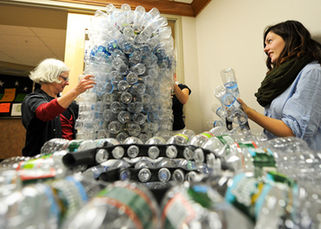 Celebrate the End to Bottled Water at the University of Vermont | Elevator Pitch: Education for Sustainability | Scoop.it