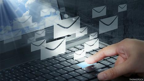 ¿Es hora de decirle adiós al email?   eRanteTecnologia   Scoop.it