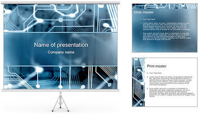 SmileTemplates - Free PowerPoint Templates & Backgrounds | technologies | Scoop.it