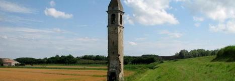 Nel cuore del Delta del Po tornerà a risplendere il campanile solitario | Polesine | Scoop.it