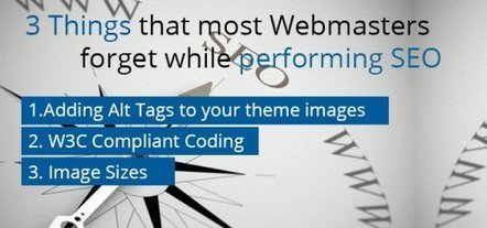 3 Things that most Webmasters forget while performing SEO | Technology Bell | Technology Bell | Where Technology Thinks | Scoop.it