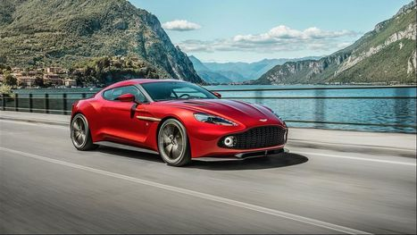 Aston Martin is going to make 99 Vanquish Zagatos, because Aston Martin loves you | Heron | Scoop.it