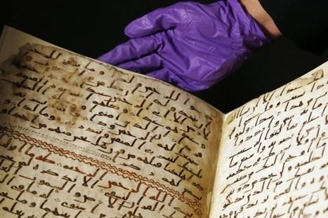 L'une des «plus vieilles» versions du Coran découverte au Royaume-Uni | Archivance - Miscellanées | Scoop.it