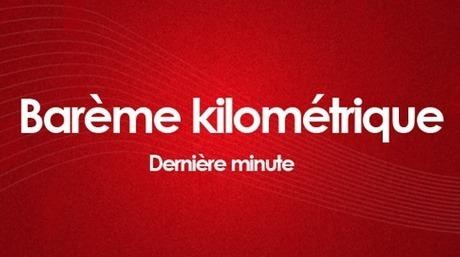 Barèmes kilométriques pour les revenus d'imposition 2013 | Claude RAMEIX | Scoop.it