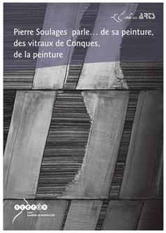 Pierre Soulages sa peinture, vitraux de Conques, peinture & son Musée à Rodez | | glass work | Scoop.it