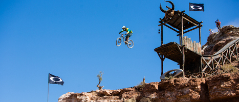 Red Bull Rampage 2013 - Mountain Bike Slopestyle thrills from the USA | Mountain Bike | Scoop.it