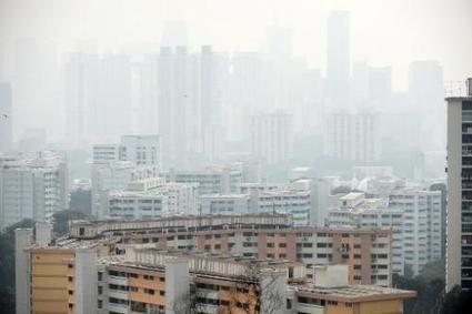 Singapore air pollution soars due to Indonesian forest fires | Sustain Our Earth | Scoop.it