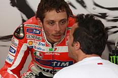 Retired rival Loris Capirossi says Valentino Rossi is still the class of the field | Autosport.com | Ductalk Ducati News | Scoop.it