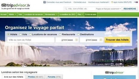 TripAdvisor : harcèlement, pression... ce site pousse les hôtels à la stratégie du pire | Un tour en France | Scoop.it