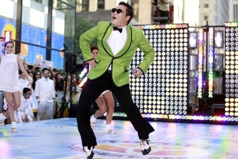 Gangnam Style: arme de séduction massive | Archivance - Miscellanées | Scoop.it