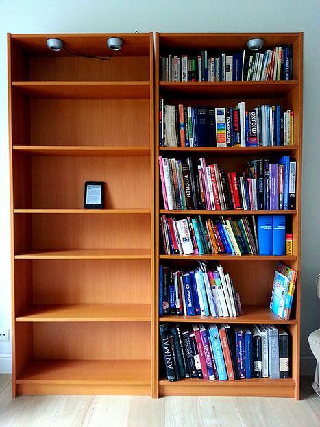 Légalisation du partage et livre numérique en bibliothèque : même combat ? | bibliothèque numérique | Scoop.it