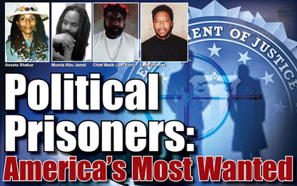 Political Prisoners: America's Most Wanted | Anti-Exploitation | Scoop.it
