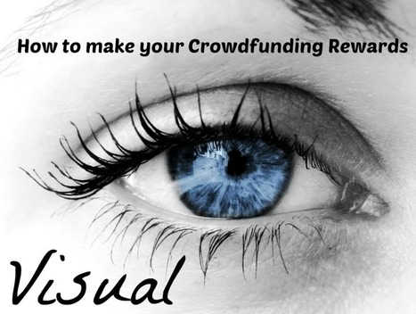 How to make your crowdfunding rewards visual - Kick Start your journey | Woodoo Prod - Sounds From Earth | Scoop.it