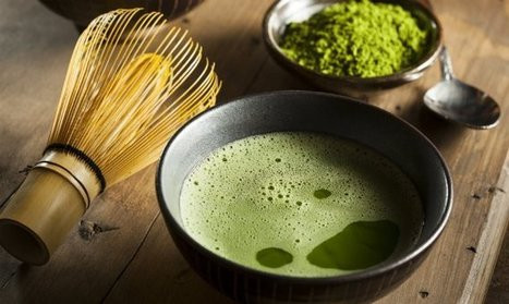 Why You Should Be Drinking Matcha Tea - The Daily Meal   Time for a cuppa   Scoop.it