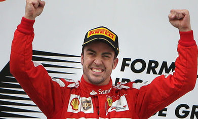 Fernando Alonso wins Chinese Grand Prix with ease in Shanghai | Local buisness | Scoop.it