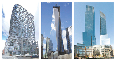The shifting skyline: TRD's 10 most notable buildings of the decade | Innovative Design in Commercial Real Estate | Scoop.it