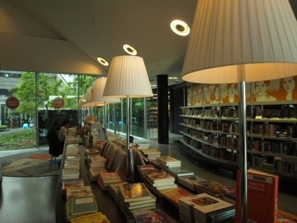 Attirer et séduire les visiteurs des bibliothèques | Le blog de Brigitte Fournier | Docdoc | Scoop.it