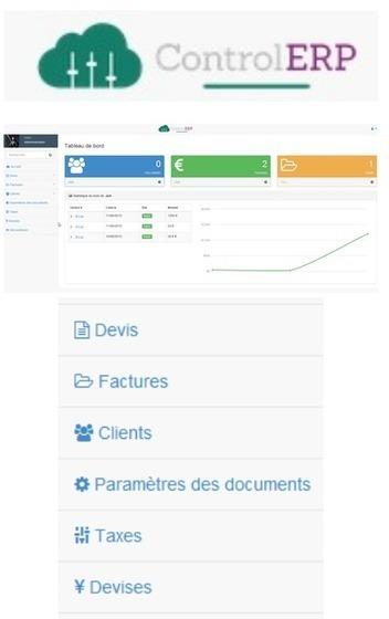 Control ERP Fr 2015 le Nouveau logiciel professionnel gratuit de facturation en ligne   Logiciel Gratuit Licence Gratuite   Scoop.it