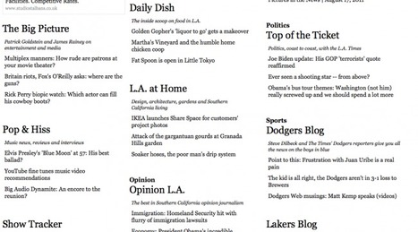 How The LA Times is winning with social media | Digital marketing & social media | Scoop.it